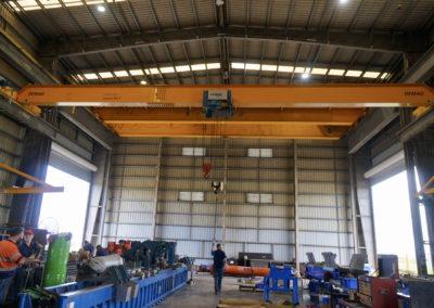 Mining Construction Workshop
